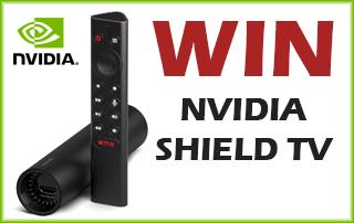 Win NVIDIA Shield TV