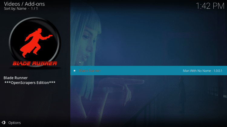 Click Blade Runner