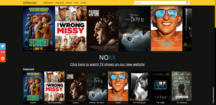 free movie websites azmovies site