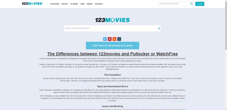 free movies online 123movies
