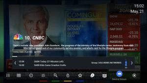 implayer menu