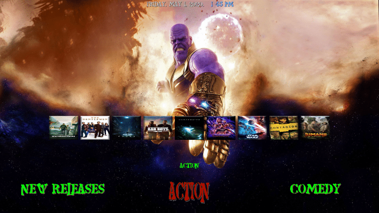 That's it! You are now able to watch Movies and TV Shows using Real-Debrid within the Movies Buffed Kodi build.