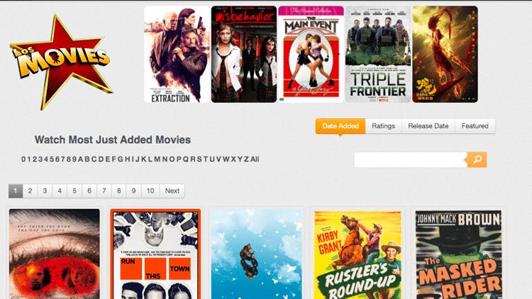 putlocker alternatives los movies