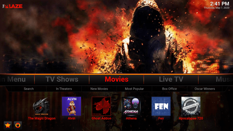 For these reasons and more, The Blaze is considered one of the Best Kodi Builds by TROYPOINT.