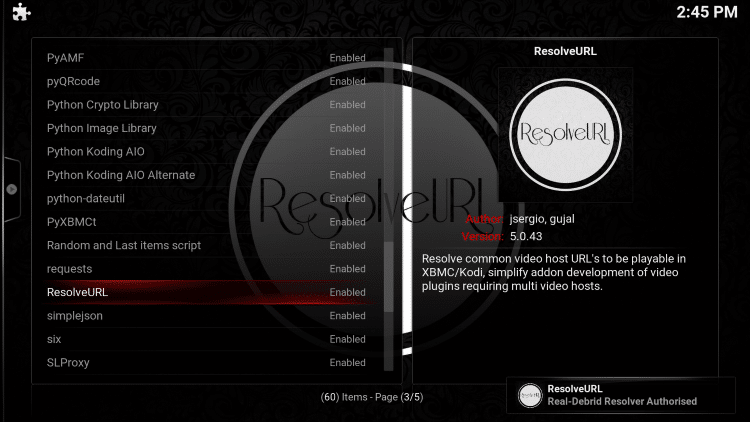 That's it! You are now able to watch Movies and TV Shows using Real-Debrid within The Blaze Kodi build.