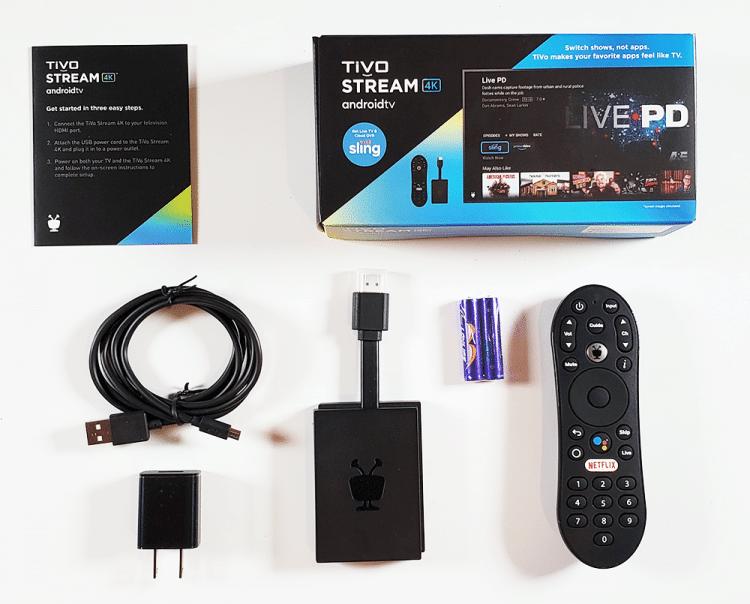 Cable tivo box with setup TiVo EDGE