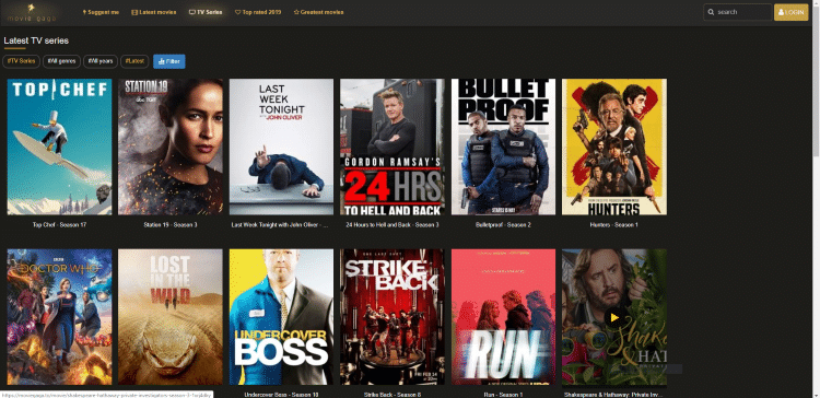 watch tv shows online free moviegaga