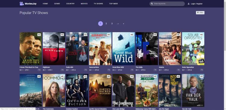 watch tv shows online free moviesjoy