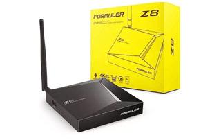Formuler Z8 IPTV SMARTERS PRO