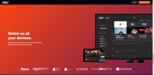 fubotv review devices