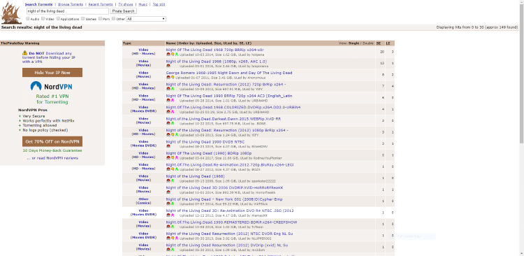 pirate bay kickass torrents alternatives