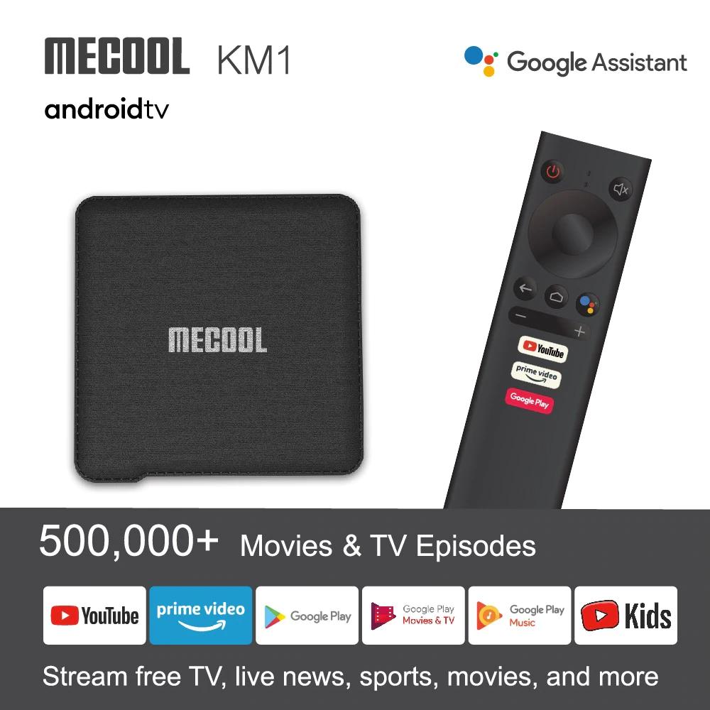 MECOOL KM1 Ad