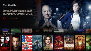notflix kodi build tv shows