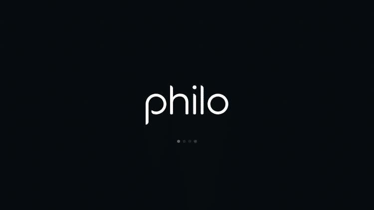 Launch Philo TV