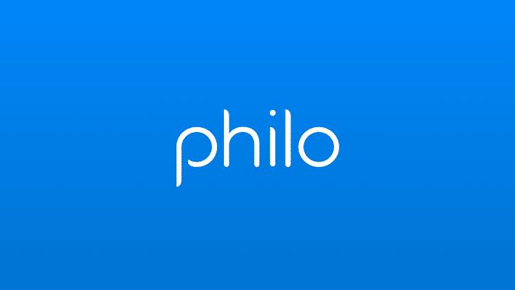 Launch the Philo app
