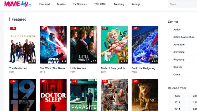 25 Best Putlocker Alternatives To Stream Movies In January 2021