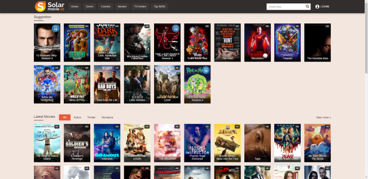 Using SolarMovie on a PC, tablet, or mobile device may be the simplest method of using the site for movies & TV shows.