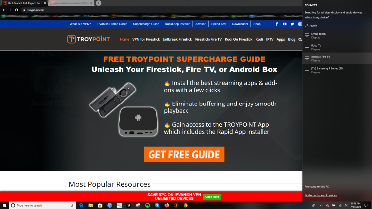 choose firestick or fire tv