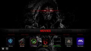 dark kodi build movies