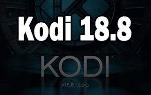 kodi 18.8