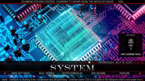 kryptonic kodi build system