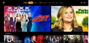 peacock tv tv shows