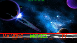 spaced out kodi build movies