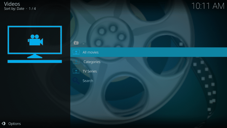 That's it! The Subs Movies Kodi Addon is now successfully installed.