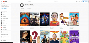 free movie websites without login