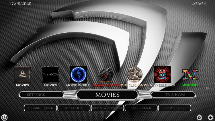 cmanfluence kodi build movies