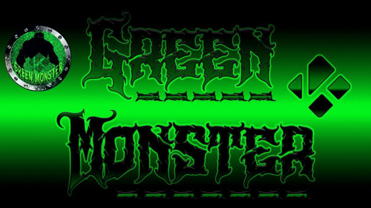The Green Monster Kodi Build will launch