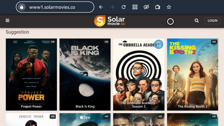 One of the most popular uses of the Amazon Silk Browser is to watch Movies and TV Shows via streaming websites.