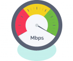 With a VPN in place, your activity is hidden from the ISP so your bandwidth will not be throttled down while streaming.