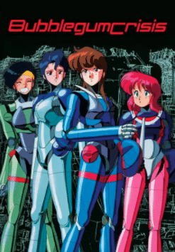 Bubblegum Crisis - Best Movies to Stream Online for Free