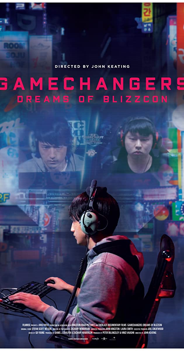 Gamechangers- Dreams of Blizzcon - Best Movies to Stream Online for Free