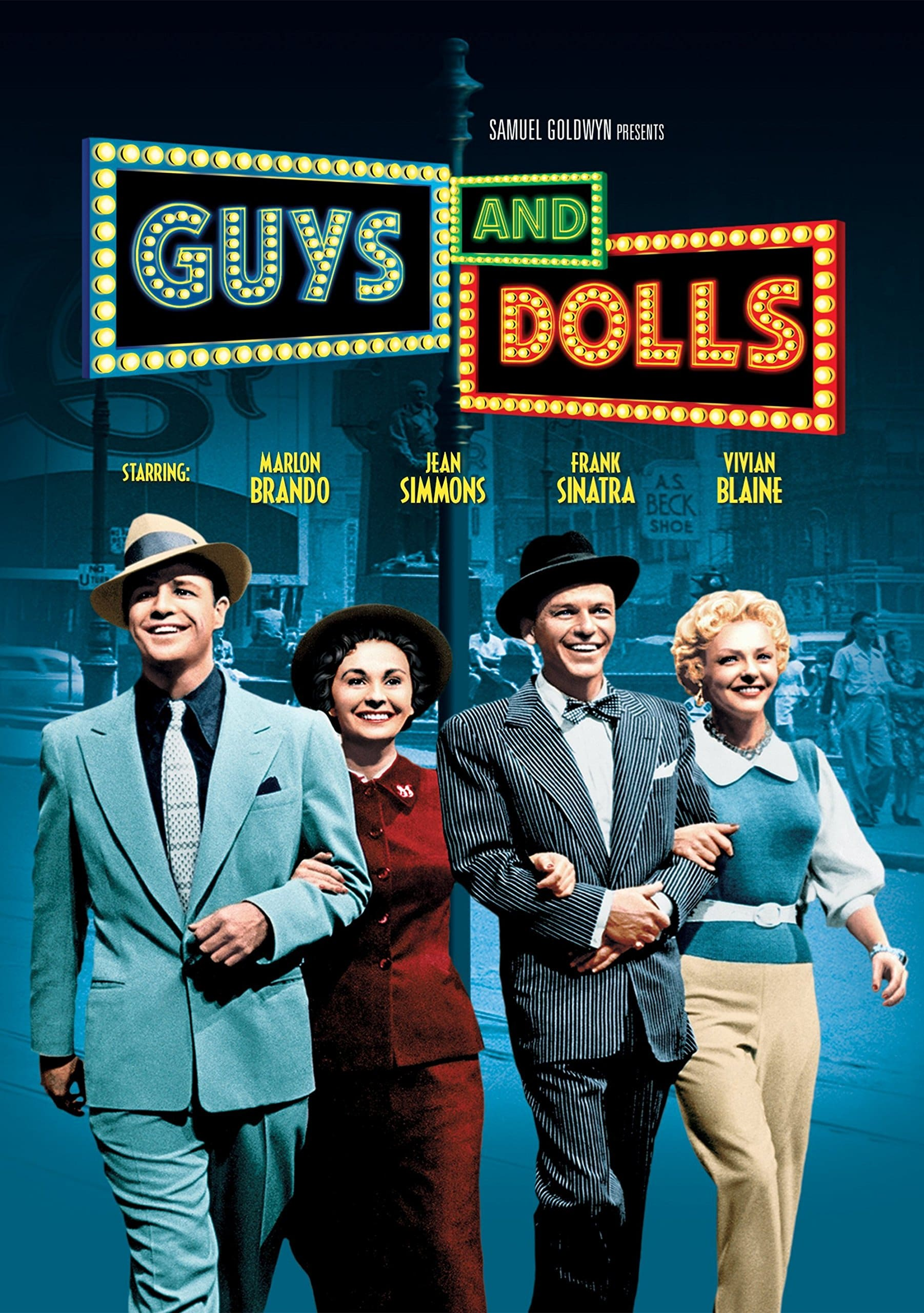 Guys and Dolls - Best Movies to Stream Online for Free