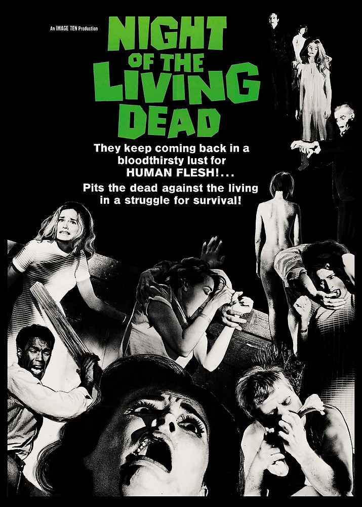 Night of the Living Dead - Best Movies to Stream Online for Free