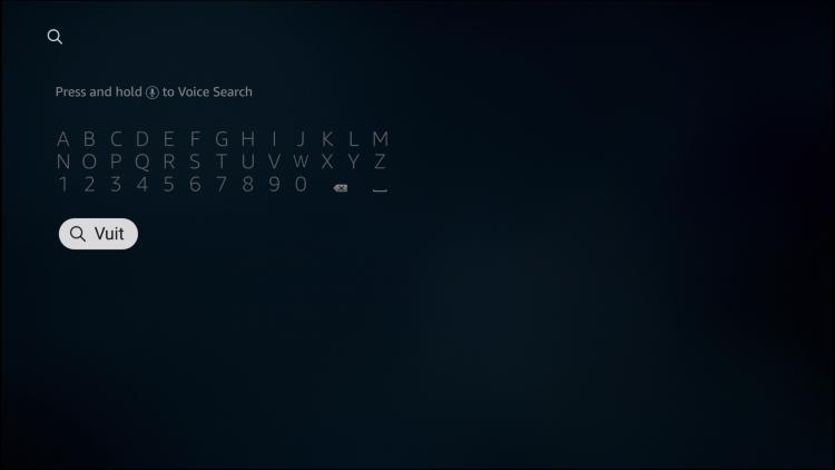 search vuit