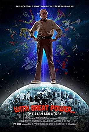 With Great Power- The Stan Lee Story - Best Movies to Stream Online for Free