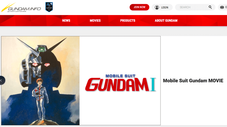 anime streaming sites gundamn