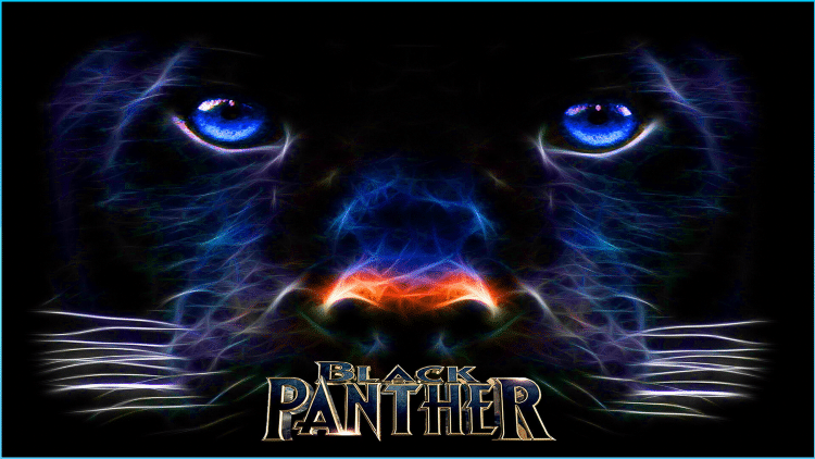 The Black Panther Kodi Build will launch