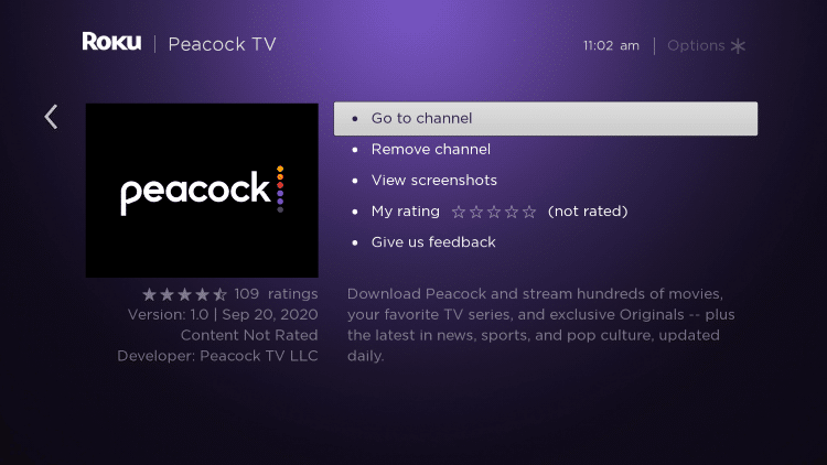 After testing the new Peacock TV channel on our Roku Streaming Stick+, we have now included Peacock within our list of Best Roku Channels.