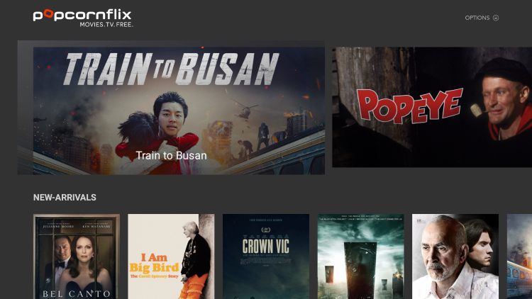 That's it! You have successfully installed Popcornflix on your Firestick/Fire TV device.