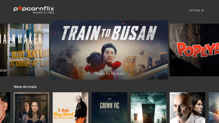 That's it! You have successfully installed the Popcornflix app on your Roku device.