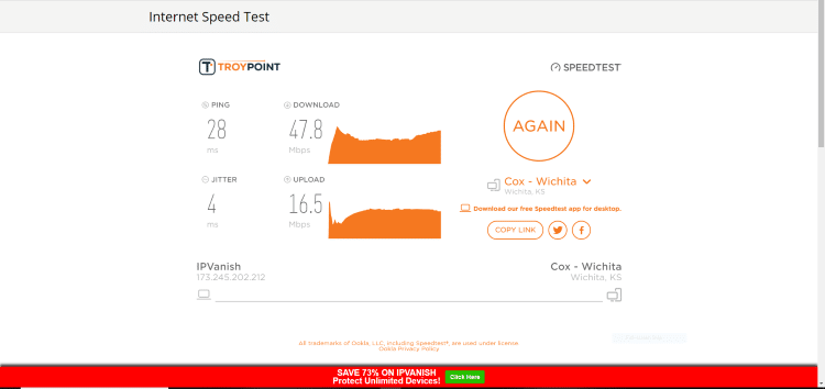 vpn protocol speed test pc openvpn tcp