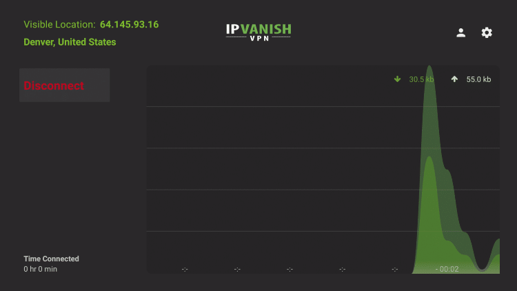 IPVanish is theBest VPN for Streaming and works fabulously on the Chromecast with Google TV.