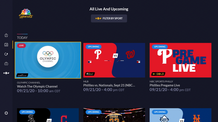 For these reasons and more, we have included NBC Sports within our lists of Best Firestick Apps and Best Streaming Apps.