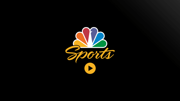 Click to launch the NBC Sports channel