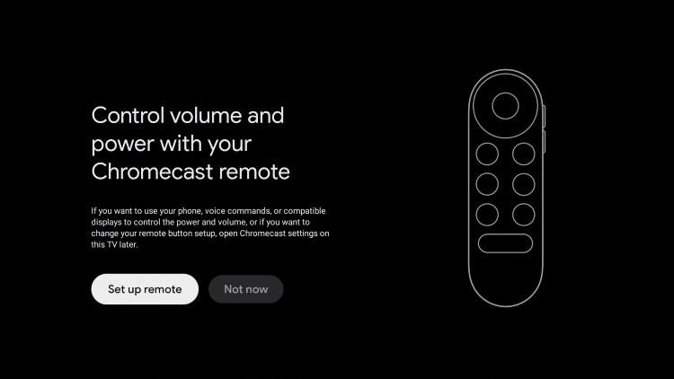 click set up remote