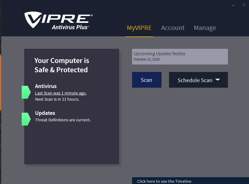 VIPRE Antivirus Software